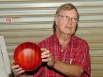 Bob with Padauk bowl