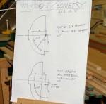 Explaining how to set up offset center on Woodcut system