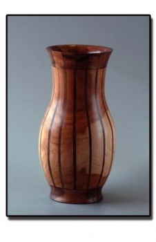 Unknown  Laminated vase ~ 10