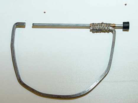... you can make your own like this one with just a propane torch for brazing.