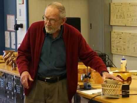 Robert C. showed segments fitting cone