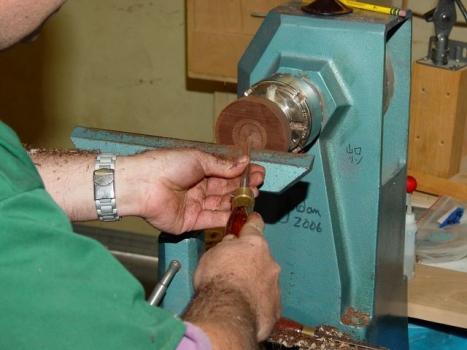 Building the base piece