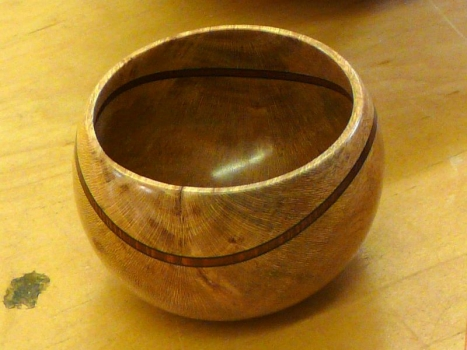 1st Project: Embedded wave bowl