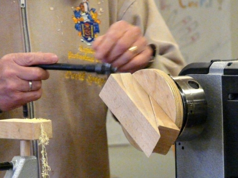 Speicial jig for holding the