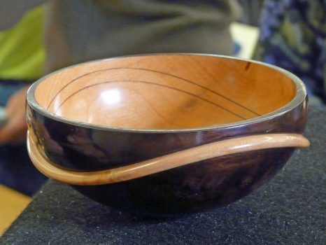 2nd Project: Protruding wave bowl