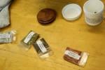 Powders from Sokolowski Studios ($25 for sampler)