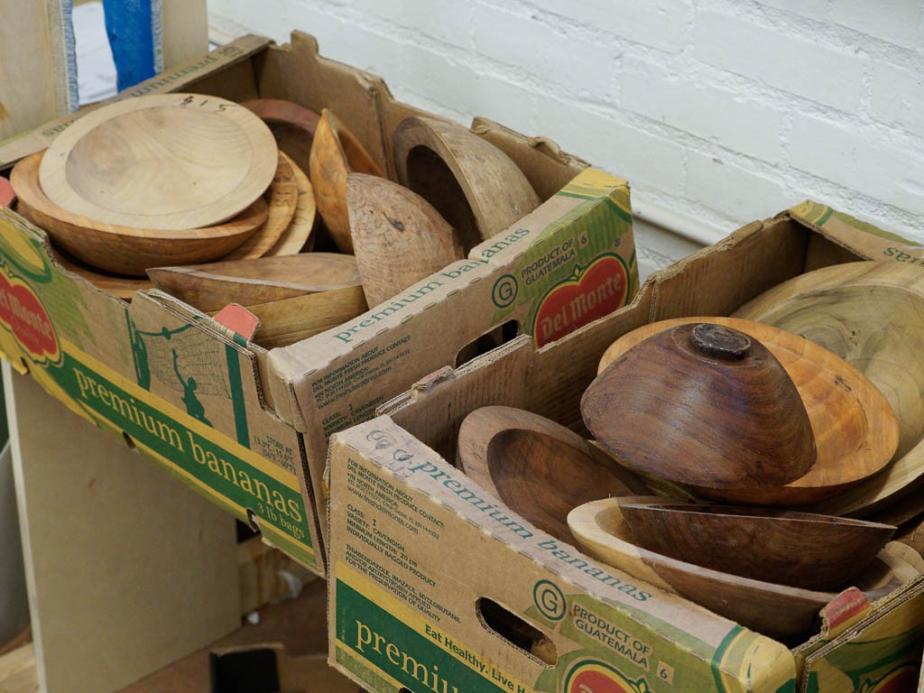 Various bowl blanks for sale