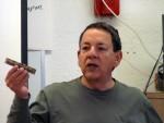 Pedro M. inquiring about interest in acrylic pen materials