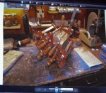Slideshow photos - Gluing up stock from three boards