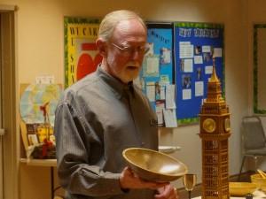 Show & Tell: Sam T. - Bay/ Murtle bowl