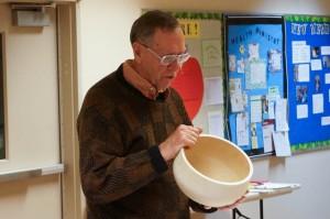 Jim R. - Jacaranda bowl