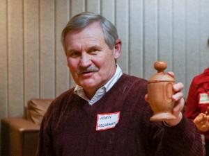 John A. - lidded box
