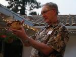 Ron L. - Shriveled Cal Pepper natural edge