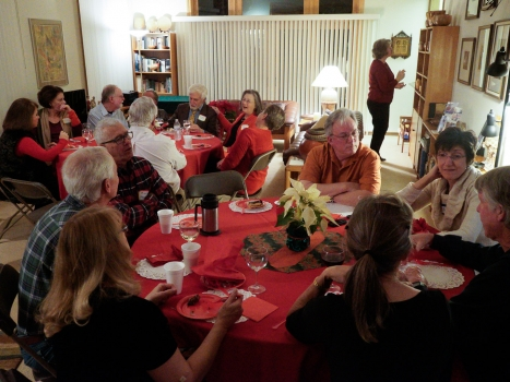 December 2015 – Winter Party