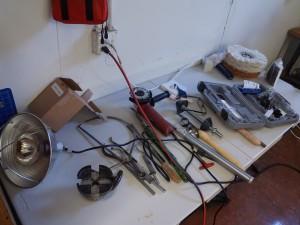 Chris's tools