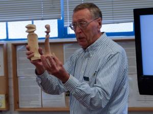 Jim R.: several multi-axis turnings