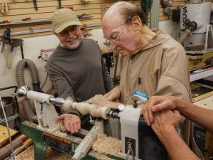 Al G. getting help with multi-axis demo