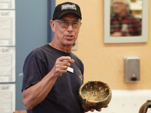 Arnie R.: Wormy bowl