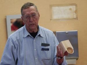 Jim R.: Bowl in a block