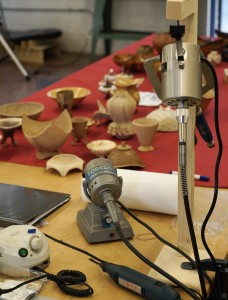Various grinding motors