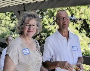 Joanne W. and Karl W. [All photos by Joe R.]