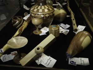 Judged items display case 1