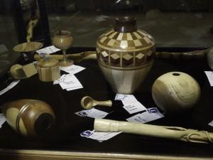 Judged items display case 2