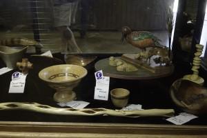 Judged items display case 3