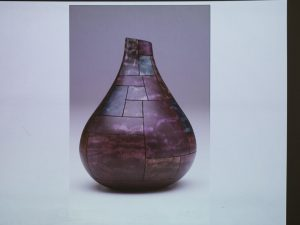 Example of lost wood project