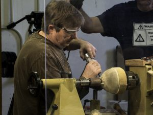 Power carver